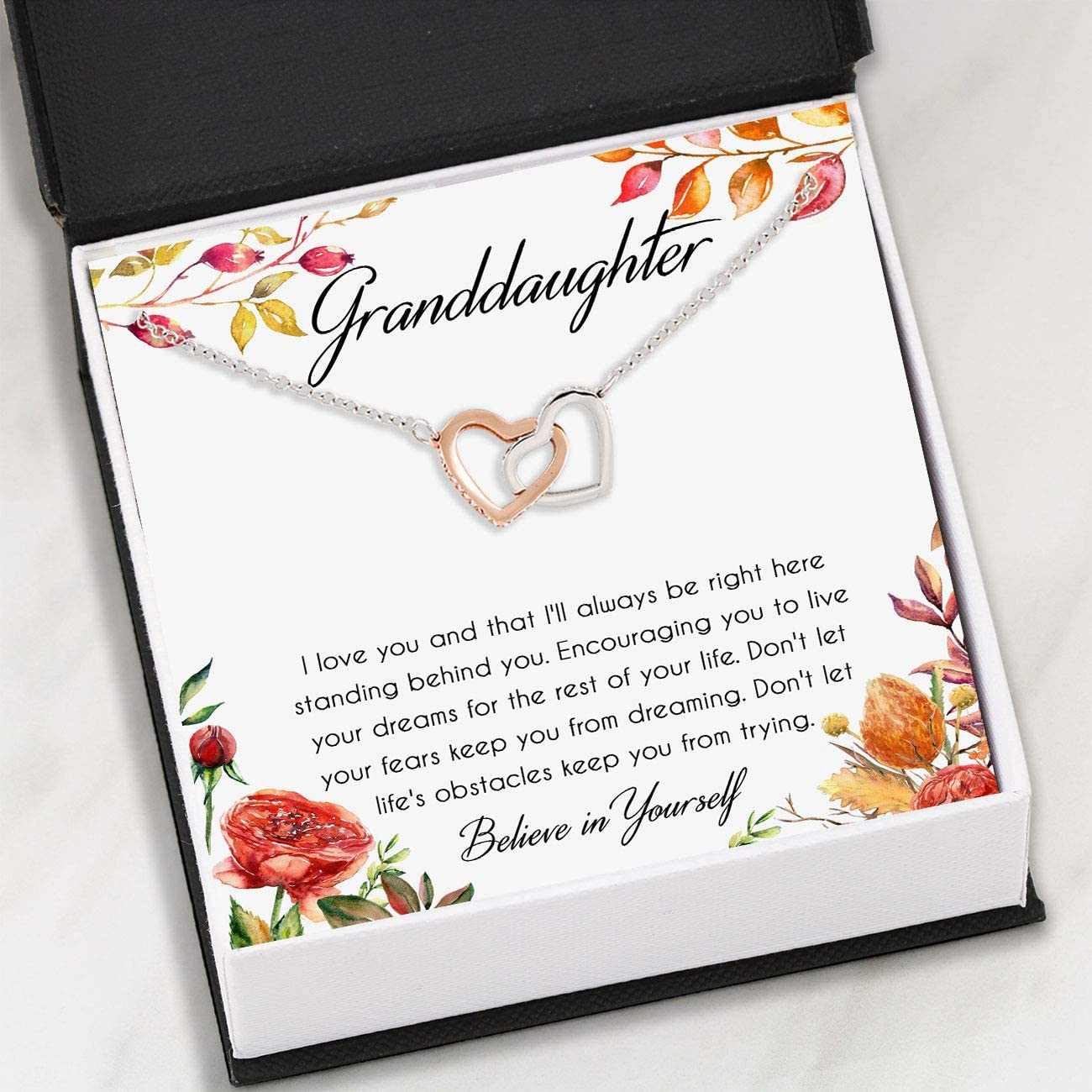 TeezWonder New Challenge the lowest price of Japan color Granddaughter Necklaces - Necklace Card