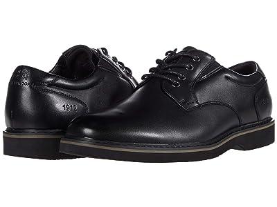 Nunn Bush Denali Plain Toe Oxford (Black) Men