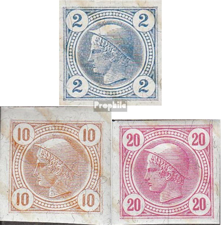 estar en gran demanda Prophila Collection Austria 101-104 (completa.edición.) 1901 Mercurio (sellos (sellos (sellos para los coleccionistas)  garantizado