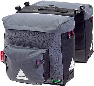 Axiom Bag Pannier Seymour O-Weave Twin P25 Grey/Black - 404043-01