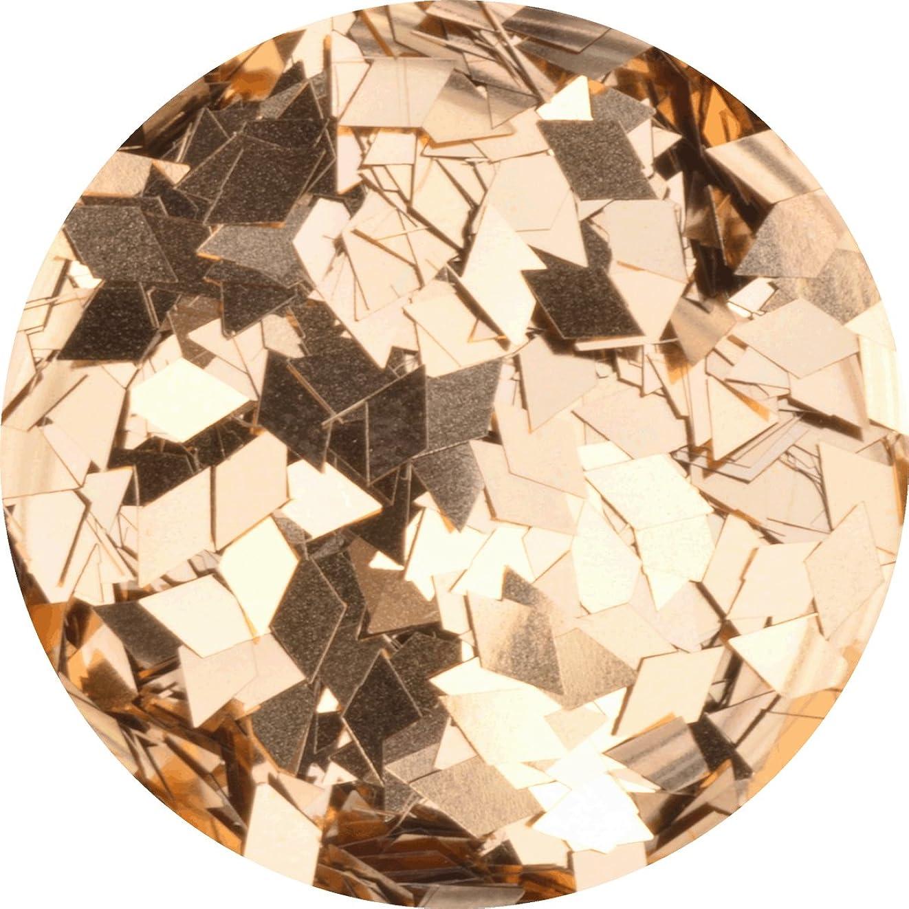 チョコレート取り組むコピーひし形 ダイヤ型 ホログラム 選べる12色 (11.ブロンズ)