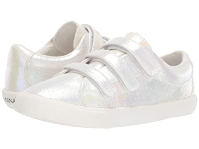 Amiana 15-A5516X (Little Kid/Big Kid/Adult) (White Opalescent) Girl