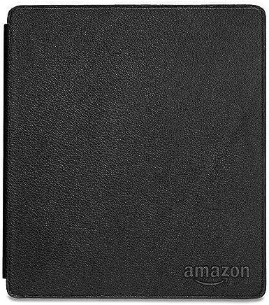 Kindle Oasis真皮保护套(适用于全新Kindle Oasis第十代), 午夜黑