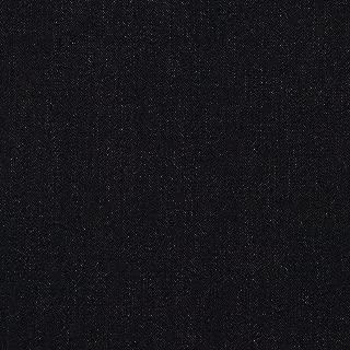 TELIO Atwell Denim Twill Black Fabric by The Yard