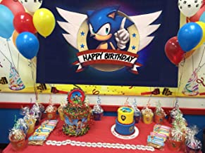 Amazon Com Sonic The Hedgehog Party Supplies