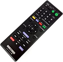 Universal Replacement Remote Control for BDP-BX110/S1100 BDP-BX18 BDP-S185 BDP-S185WM Sony Blu-ray Disc Player