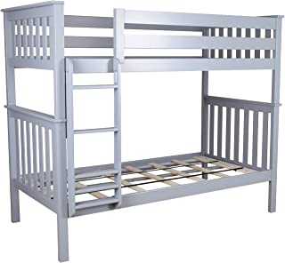 coaster twin bunk bed