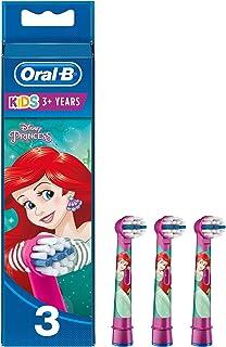 Oral-B Kids Testine di Ricambio per Spazzolino Elettrico con Spedizione di Personaggi Casuale (Non è Possibile Scegliere I...
