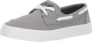 حذاء Sperry Top Sider نسائي Seaport Levy أملس من الجلد المسطح
