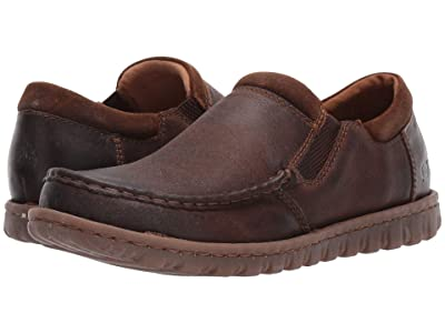Born Gudmund (Dark Brown (Castano) Full Grain) Men