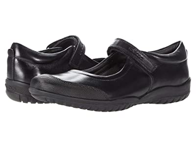 Geox Kids Shadow 54 (Little Kid) (Black) Girl