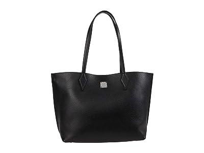 MCM Yris Shopper Medium (Black 1) Bags