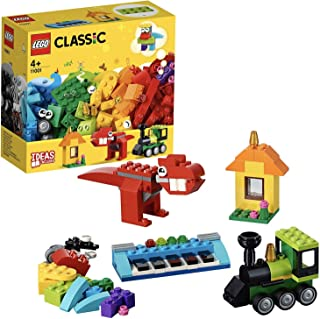 LEGO Classic Bricks and Ideas for age 4+ years old 11001