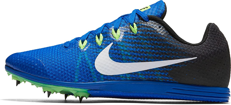 Nike 806556-413, Hiking Sneakers Man, bluee (Hyper Cobalt White Black Ghost Green), 38.5