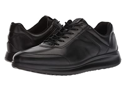 ECCO Aquet Sneaker (Black) Men