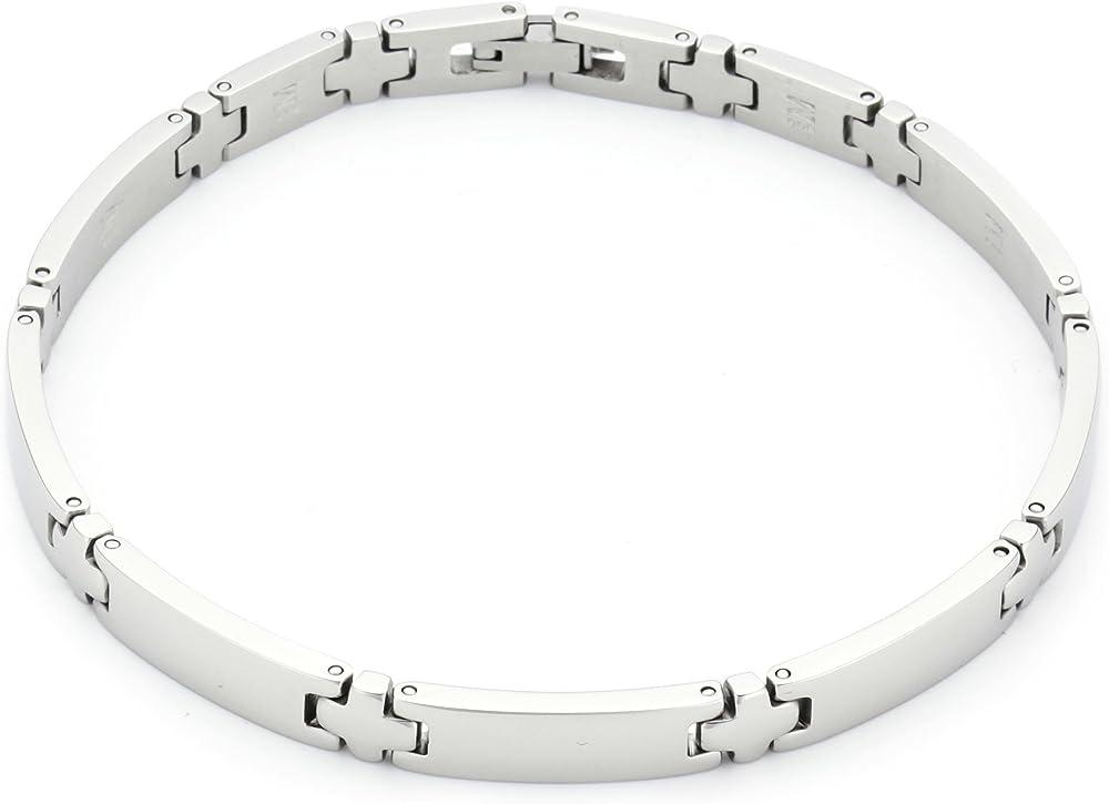 Morellato, bracciale per uomo,in  acciaio inossidabile S7432099