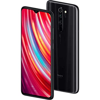 Xiaomi Redmi Note 8 Pro Smartphone desbloqueado de fábrica 128GB, 6GB RAM 6.53 pulgadas LTE GSM 64MP - Modelo global, Gris mineral, 128 GB