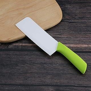 MISDD 6inch Viande en céramique Couteau Couperet Noir Blanc Cermaic Lame antidérapante poignée Chef Couteau à Pain Couteau...