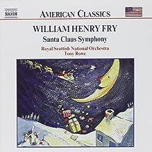 Fry: Santa Claus Symphony / Royal Scottish National Orchestra