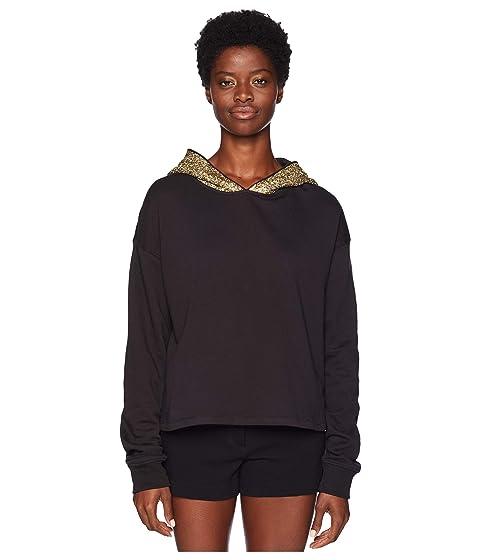 The Kooples Sweater with Beaded Hood