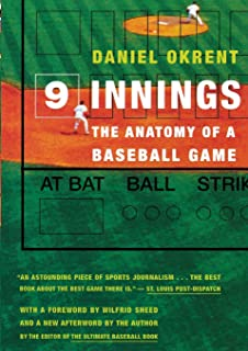 Best nine innings the anatomy of a baseball game Reviews