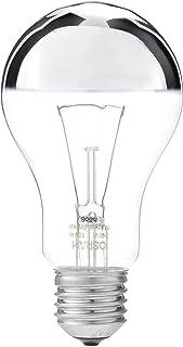 OSRAM Cupula Bombilla Incandescente, E27, 100 watts, Plateado, 1 Unidad
