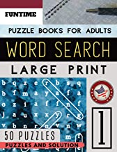 Word Search Puzzle Books For Adults Large Print: Funtime Activity Book   Brain Teasers Wordsearch Puzzle (find A Word For Adults Junior & Seniors) (Wordsearch Brain Teasers Game)
