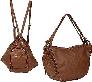 MultiZone Women's Shoulder Bag With Sling Bag