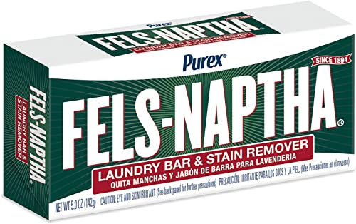 Fels Naptha Dial Laundry Soap MULTI 5 oz (Pack of 1)