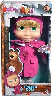 Masha & The Bear 30cm Singing Masha Doll