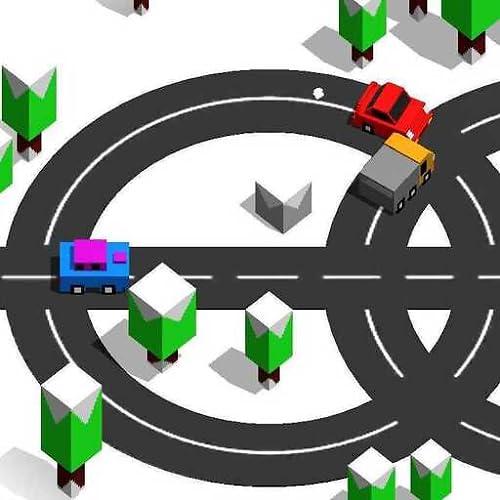 Super Car Dash - Amazing Car Crash Free Game