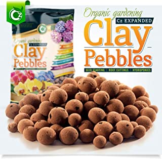 clay pellets for aquaponics