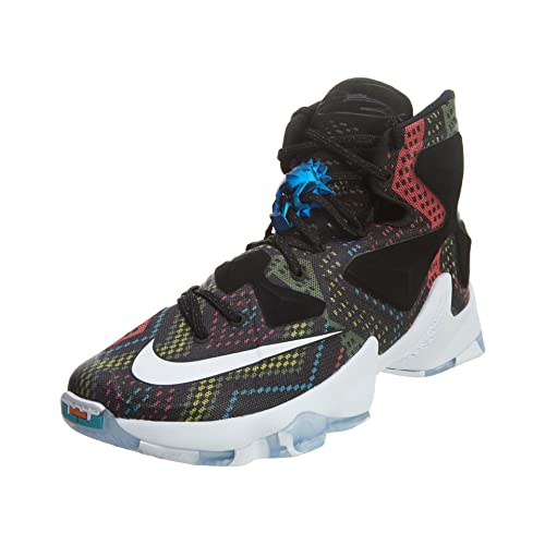 2e1623a18e3a Nike Men s Lebron 13 BHM 2016 828377-910