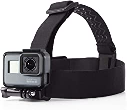 AmazonBasics Head Strap Camera Mount for GoPro