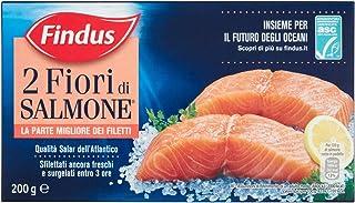 Findus 2 Fiori di Salmone, 200g (Surgelato)