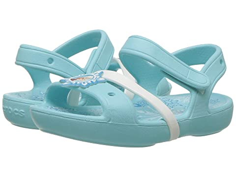 a02881b6c Crocs Kids Lina Frozen Sandal (Toddler Little Kid) at 6pm