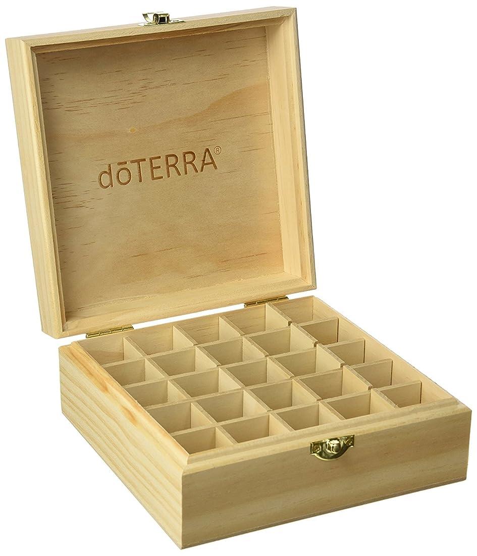 郵便番号シングル記念日エッセンシャルオイル収納ボックス25本用 エッセンシャルオイルボックス 20 mlのボトルを15 mlのための25のブロックによって木製のキャビネット