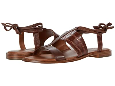 Naturalizer Fayee (Lodge Brown Crocco Synthetic/Leather) Women