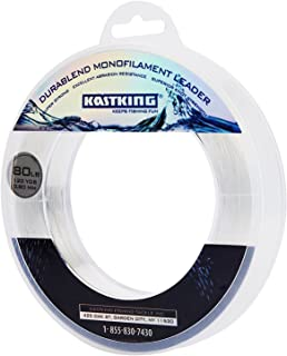 KastKing DuraBlend Monofilament Leader Line – Premium Saltwater Mono Leader..