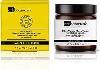 Dr Botanicals 100% Natural Micro-Walnut Exfoliating Cream 50ml