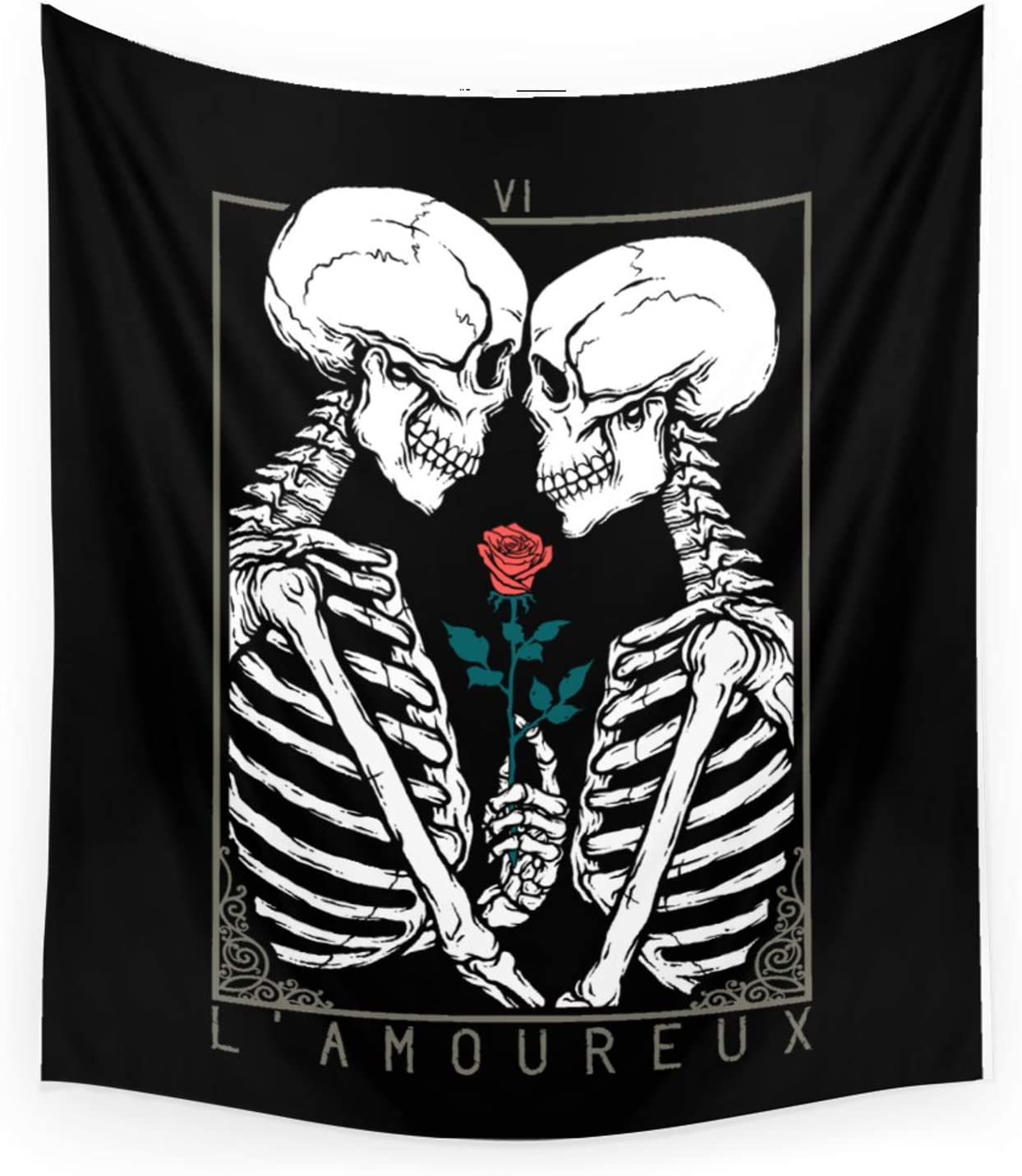 Ranking TOP4 Society6 Vi lowest price The Lovers by Deniart Tapestry Wall on 88