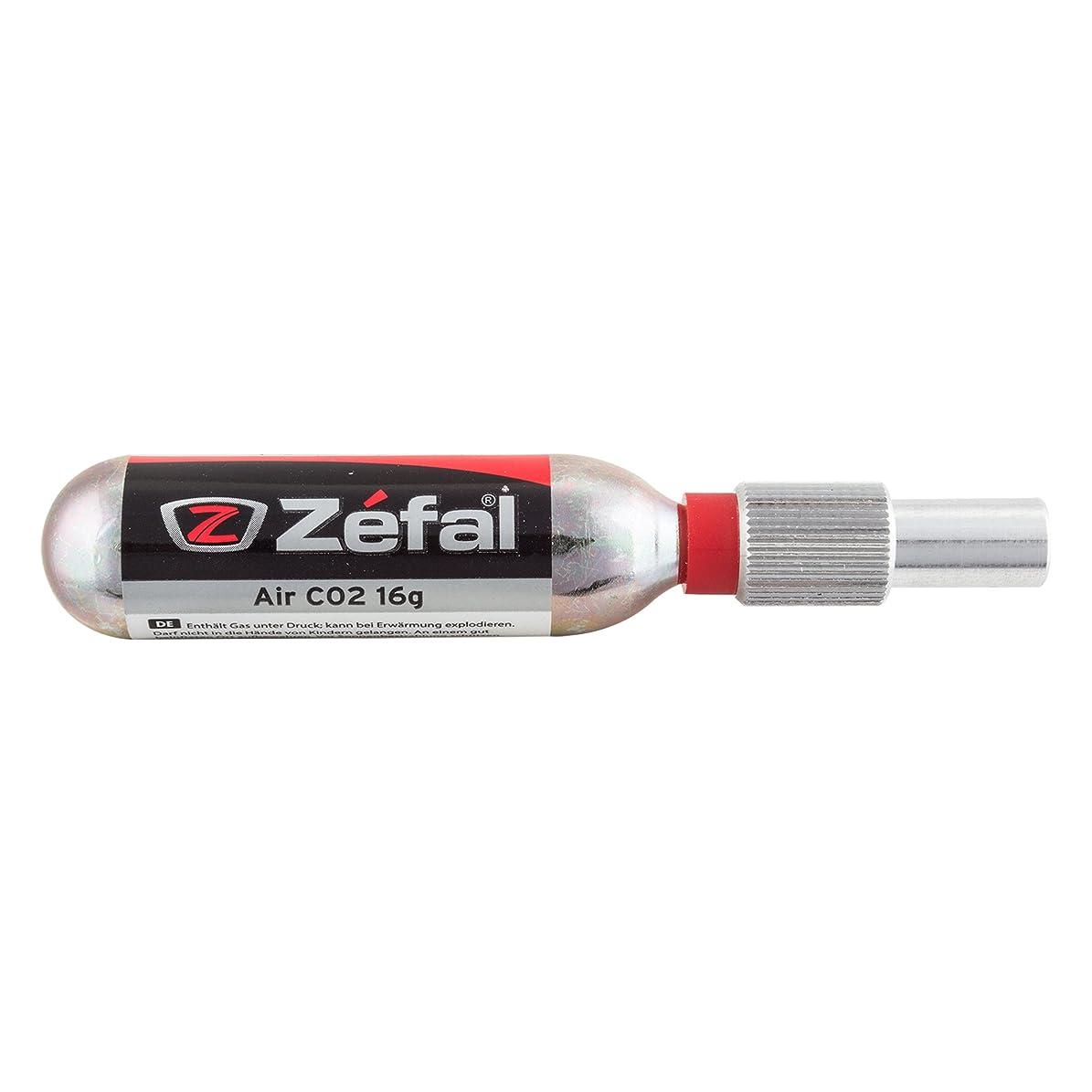 ネット鋼酸度Zefal Thread No Rag Pump Co2 Air Adapter by Zefal