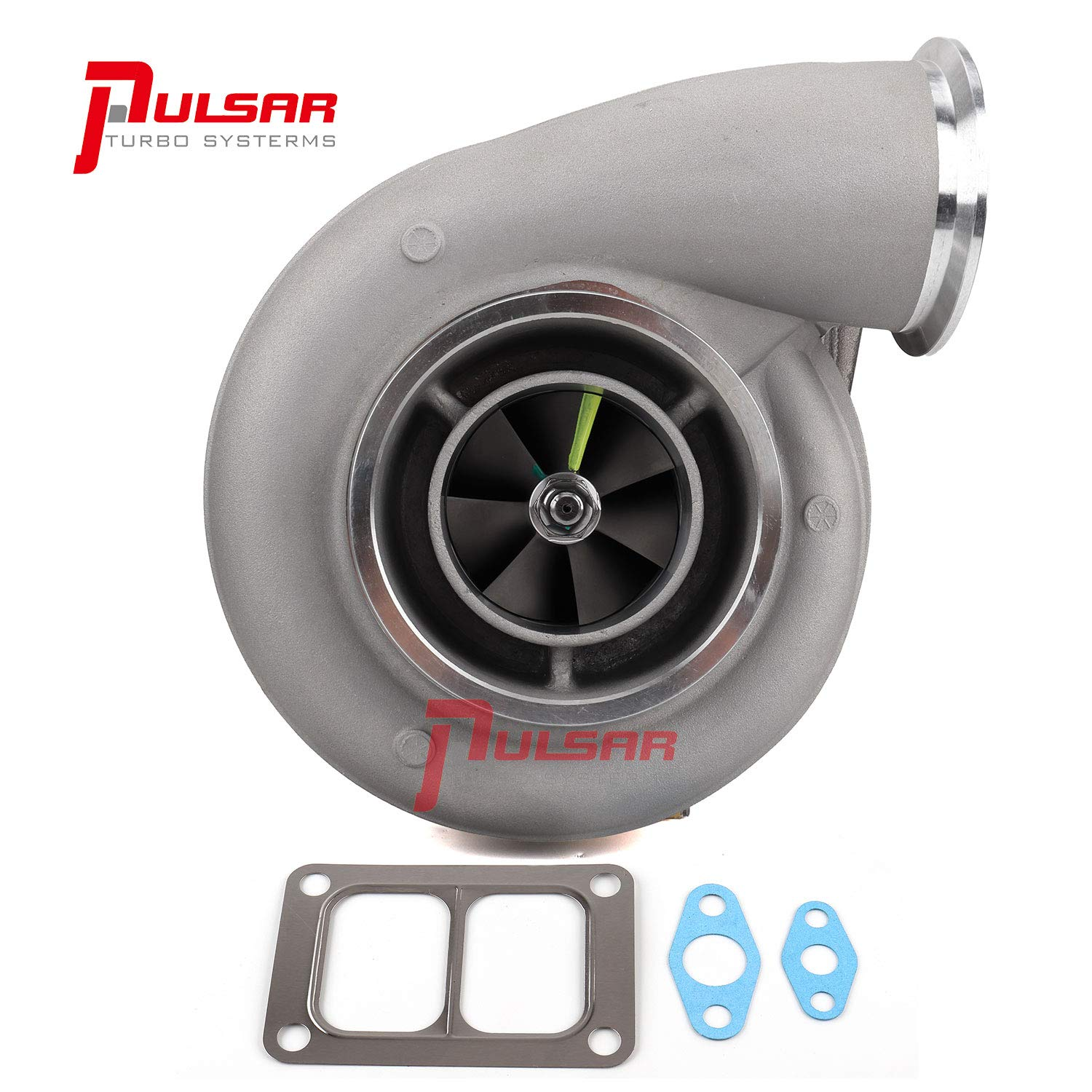 Discharge GT32 2.5 inch 6 Bolt Turbo Turbocharger Turbine Out Flange