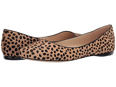 Nine West SpeakUp Flat (Camel/Black) Women