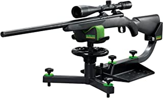 Rifle Shooting Rest DELUXE Tactical Stand ~ Adjustable Gun Stand Bench for Range Shooting, Scope Sighting, Cleaning, Maintenance ~ STURDY, WELL-BUILT!!