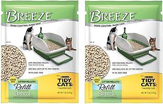 Tidy Cats Breeze Pellets - 7 lbs XL Bag (2-Pack)