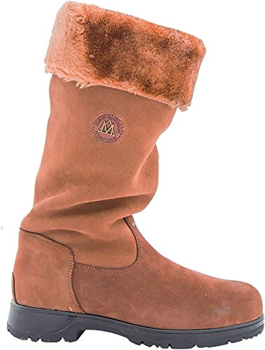 Mountain Horse Montreal Fleece Lined femmes Country bottes