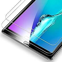 ESR Schutzfolie [2 Stück] Kompatibel mit Samsung Galaxy Tab A 10.1 2016 T580/T580N/T585N, Premius 9H Hartglas Displayschutzfolie [HD Kristallklar Blasenfrei Kratzfest]