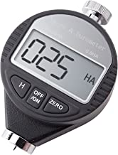 Compact Pocket Size Digital Shore A Hardness Meter Tester 1-100ha Durometer LCD Display