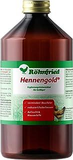 Röhnfried Hennengold - vermindert Bruch- & Windeier bei Geflügel